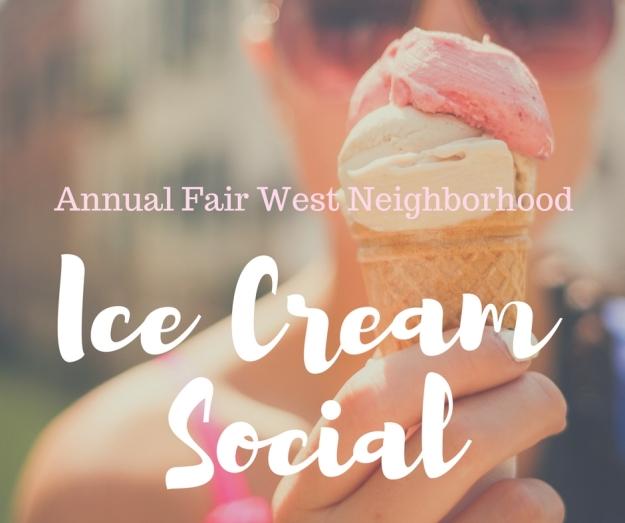 Ice CreamSocial